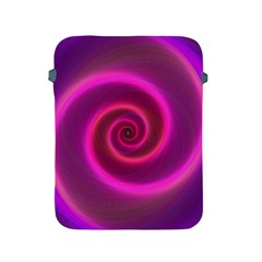 Pink Background Neon Neon Light Apple Ipad 2/3/4 Protective Soft Cases by Nexatart