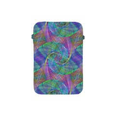 Spiral Pattern Swirl Pattern Apple Ipad Mini Protective Soft Cases by Nexatart