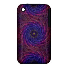 Pattern Seamless Repeat Spiral Iphone 3s/3gs by Nexatart
