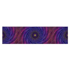 Pattern Seamless Repeat Spiral Satin Scarf (oblong) by Nexatart