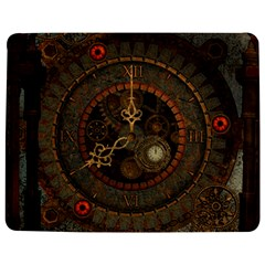 Steampunk, Awesome Clocks Jigsaw Puzzle Photo Stand (rectangular) by FantasyWorld7