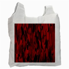 Abstract 2 Recycle Bag (two Side)  by tarastyle