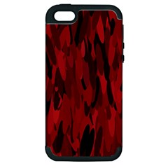 Abstract 2 Apple Iphone 5 Hardshell Case (pc+silicone) by tarastyle