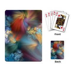 Evidence Of Angels Playing Card