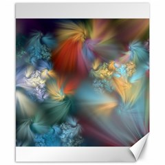 Evidence Of Angels Canvas 8  X 10  by WolfepawFractals