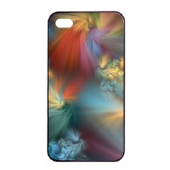 Evidence Of Angels Apple Iphone 4/4s Seamless Case (black) by WolfepawFractals