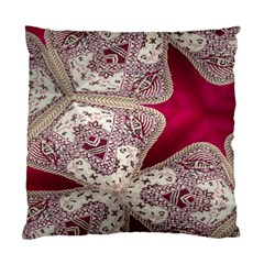 Morocco Motif Pattern Travel Standard Cushion Case (two Sides) by Nexatart