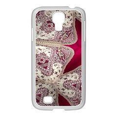 Morocco Motif Pattern Travel Samsung Galaxy S4 I9500/ I9505 Case (white)