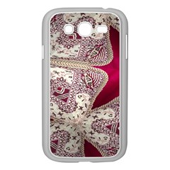 Morocco Motif Pattern Travel Samsung Galaxy Grand Duos I9082 Case (white)
