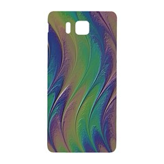 Texture Abstract Background Samsung Galaxy Alpha Hardshell Back Case by Nexatart