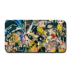 Art Graffiti Abstract Vintage Medium Bar Mats