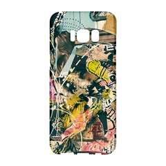 Art Graffiti Abstract Vintage Samsung Galaxy S8 Hardshell Case