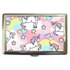 Unicorn Rainbow Cigarette Money Cases