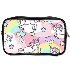 Unicorn Rainbow Toiletries Bags