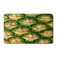 Pineapple Pattern Magnet (rectangular)