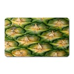 Pineapple Pattern Magnet (Rectangular) Front