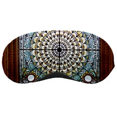 Stained Glass Window Library Of Congress Sleeping Masks