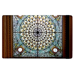 Stained Glass Window Library Of Congress Apple Ipad 2 Flip Case