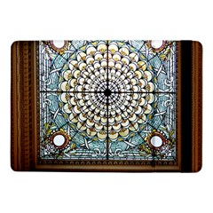 Stained Glass Window Library Of Congress Samsung Galaxy Tab Pro 10 1  Flip Case