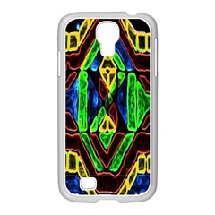 Zone Time X Samsung Galaxy S4 I9500/ I9505 Case (white) by MRTACPANS