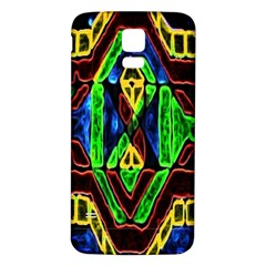 Zone Time X Samsung Galaxy S5 Back Case (white) by MRTACPANS