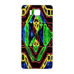 Zone Time X Samsung Galaxy Alpha Hardshell Back Case by MRTACPANS