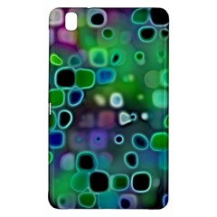 Psychedelic Lights 1 Samsung Galaxy Tab Pro 8 4 Hardshell Case by MoreColorsinLife