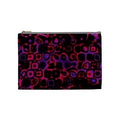 Psychedelic Lights 3 Cosmetic Bag (medium)