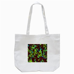 Psychedelic Lights 6 Tote Bag (white) by MoreColorsinLife