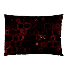 Psychedelic Lights 4 Pillow Case (two Sides) by MoreColorsinLife