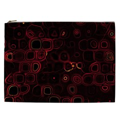 Psychedelic Lights 4 Cosmetic Bag (xxl)  by MoreColorsinLife