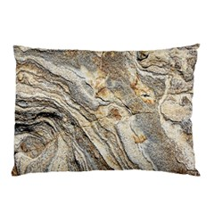 Background Structure Abstract Grain Marble Texture Pillow Case