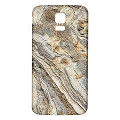 Background Structure Abstract Grain Marble Texture Samsung Galaxy S5 Back Case (white) by Nexatart