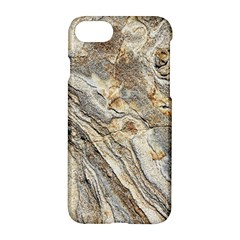 Background Structure Abstract Grain Marble Texture Apple Iphone 7 Hardshell Case by Nexatart