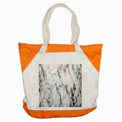Marble Granite Pattern And Texture Accent Tote Bag