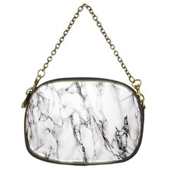 Marble Granite Pattern And Texture Chain Purses (one Side)  by Nexatart
