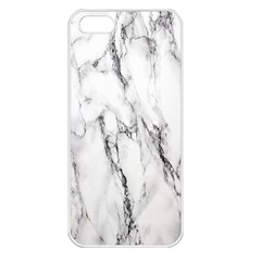 Marble Granite Pattern And Texture Apple Iphone 5 Seamless Case (white)