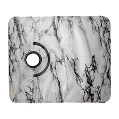 Marble Granite Pattern And Texture Galaxy S3 (flip/folio) by Nexatart