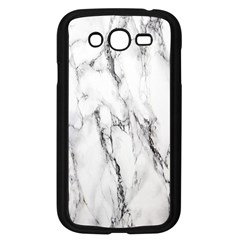 Marble Granite Pattern And Texture Samsung Galaxy Grand Duos I9082 Case (black) by Nexatart