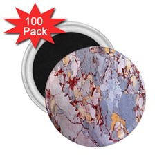 Marble Pattern 2 25  Magnets (100 Pack)  by Nexatart