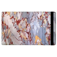 Marble Pattern Apple Ipad 3/4 Flip Case by Nexatart