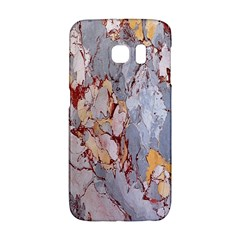 Marble Pattern Galaxy S6 Edge by Nexatart