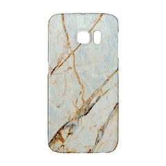 Marble Texture White Pattern Surface Effect Galaxy S6 Edge by Nexatart