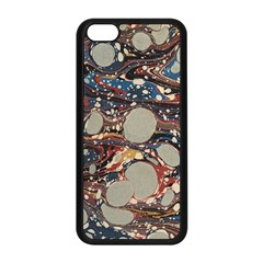 Marbling Apple Iphone 5c Seamless Case (black)