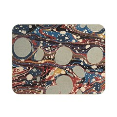 Marbling Double Sided Flano Blanket (mini)
