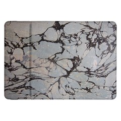 Slate Marble Texture Samsung Galaxy Tab 8 9  P7300 Flip Case by Nexatart