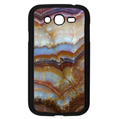 Wall Marble Pattern Texture Samsung Galaxy Grand Duos I9082 Case (black)