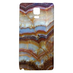 Wall Marble Pattern Texture Galaxy Note 4 Back Case