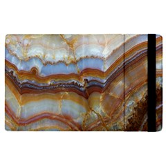 Wall Marble Pattern Texture Apple Ipad Pro 12 9   Flip Case by Nexatart