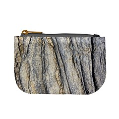 Texture Structure Marble Surface Background Mini Coin Purses